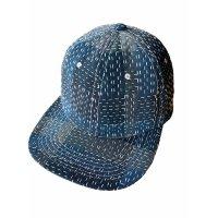 """STUDIO D'ARTISAN ステュディオ・ダルチザン キャップ 帽子 """"NORAGI SASHIKO CAP"""""""