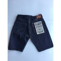 FULL COUNT フルカウント 5POCKET DENIM SHORTS