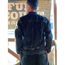 他の写真2: FULL COUNT フルカウント T-Back Type 1 Denim Jacket