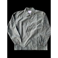 FULL COUNT フルカウント US Army Pullover Shirt  OD