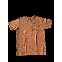 GUNZ ガンズ ネイティブTEEシャツ ティーシャツ GUNZ  NUT BROWN