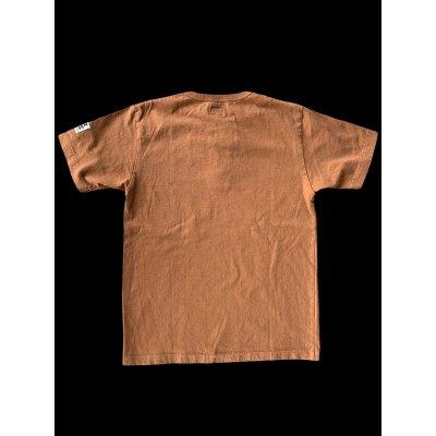 画像2: GUNZ ガンズ ネイティブTEEシャツ ヘンリーネックティーシャツ GUNZ  NUT BROWN