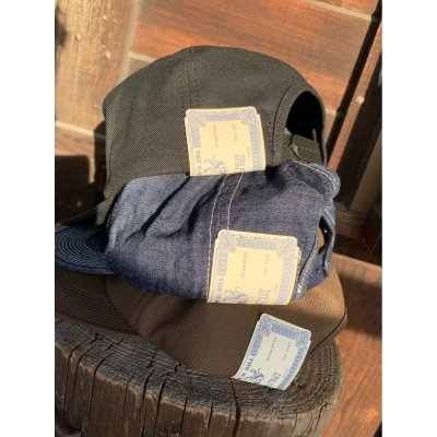 画像4: THE H.W.DOG&CO TRUCKER CAPINDIGO インディゴ