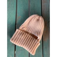 THE H.W.DOG&CO  SC Knit Cap/SCニットキャップ PINK ピンク