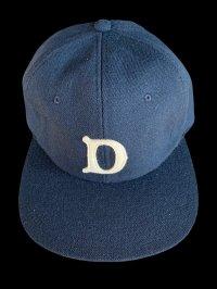 THE H.W.DOG&CO BASEBALL CAP BLACK ブラック