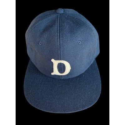 画像1: THE H.W.DOG&CO BASEBALL CAP BLACK ブラック