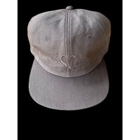 THE H.W.DOG&CO WASH BB CAP  GRAY