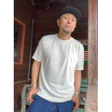 """他の写真1: MOSSIR/モシールCordura Crew Neck Pocket S/S Tee""""Jim""""シーライク ホワイト"""