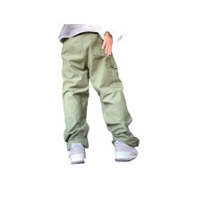 他の写真2: CUSHMAN クッシュマン BACK SATIN WIDE PANTS バックサテンワイドパンツ OLIVE オリーブ