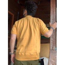 他の写真2: CUSHMAN(クッシュマン)MINI PILE SWEAT TEE 半袖スウェットGOLD